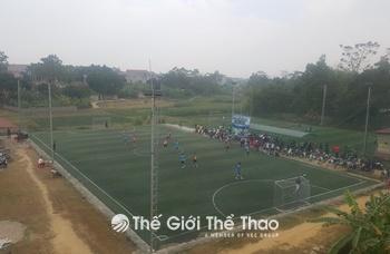 Sân bóng 88 - Hiệp Hòa - Bắc Giang