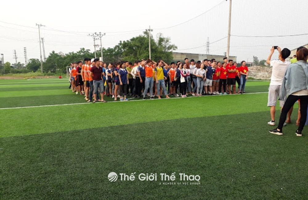 Sân Cỏ Nhân Tạo ANH VŨ - Yên Phong Bắc Ninh