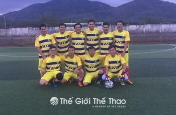Sân bóng đá Tóc Tiên - Tỉnh Bà Rịa Vũng Tàu