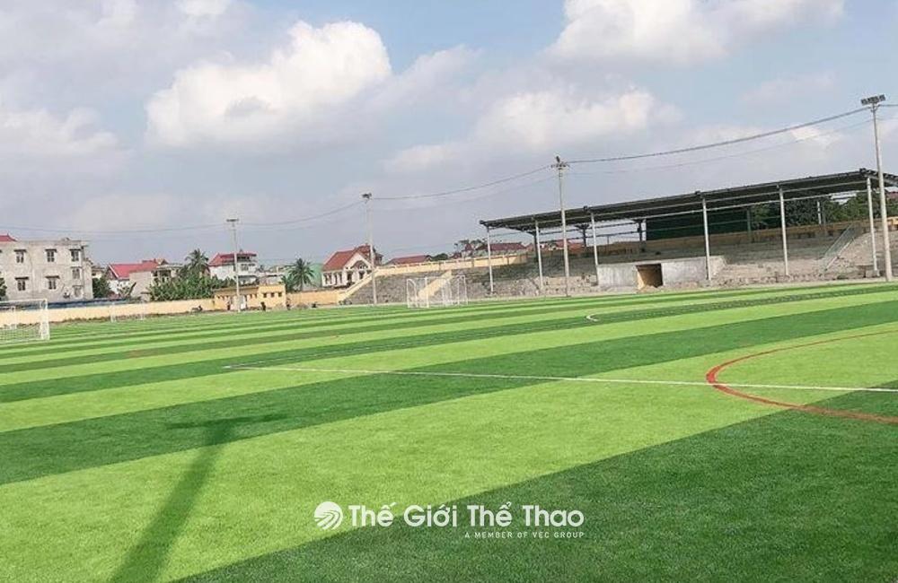 Sân vận động cỏ nhân tạo huyện AN DƯƠNG-Hải Phòng