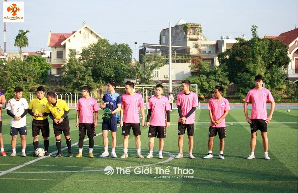 Sân bóng ĐH Y Dược Hải Phòng - Ngô Quyền - Hải Phòng
