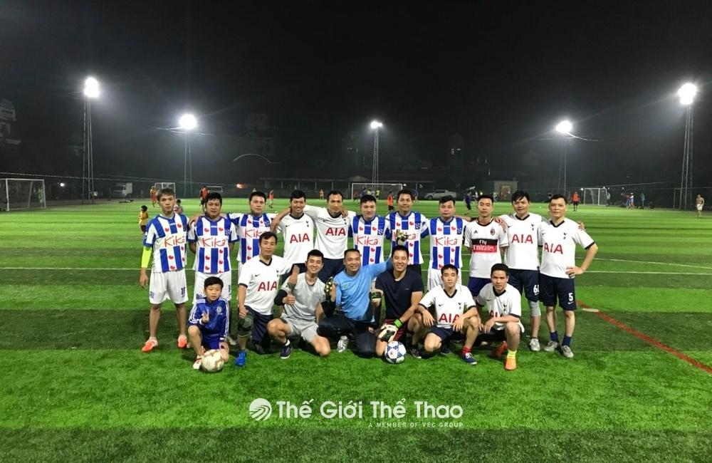 Sân bóng Hoa Động - Thủy Nguyên - Hải Phòng