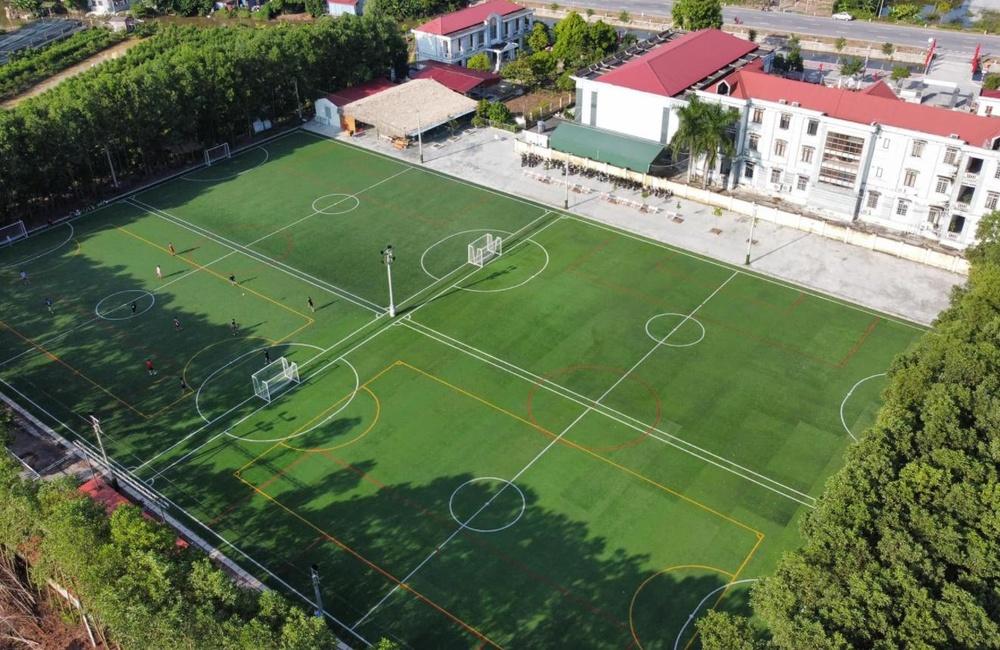 Sân Bóng Nhân Tạo Ninh Giang - TP Hải Dương