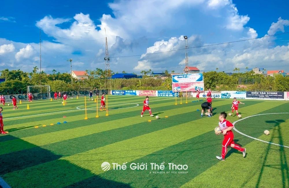 Sân Bóng Phương Nam - Hải Phòng