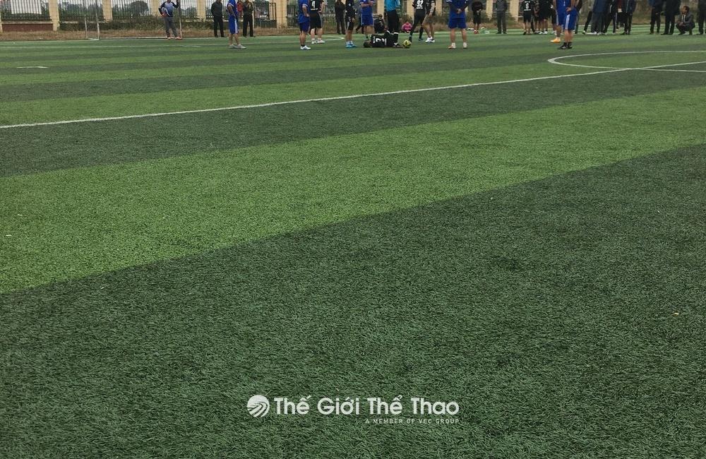 Sân bóng Ngô Quyền - TP Hải Dương