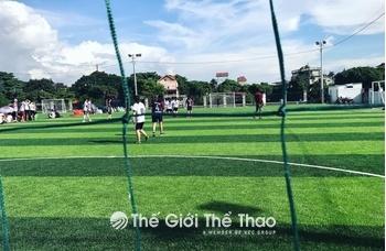Sân Bóng Đá Vigor - An Dương - Hải Phòng