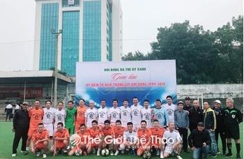 Sân Bóng Đá Đại Lộ HCM - TP Hải Dương - Hải Dương