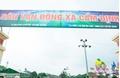 Sân bóng nhân tạo xã Định Sơn huyện Cẩm Giàng