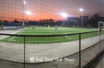 Sân Bóng Mai Trung - Hiệp Hòa - Bắc Giang