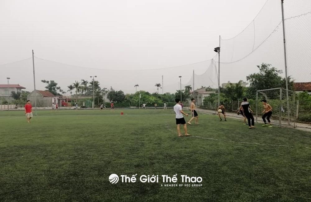 Sân bóng đá cỏ Nhân Tạo Xóm 11 - Hải Hậu - Nam Định