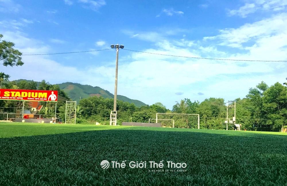 Sân bóng đá Gò Trì Stadium - Thanh Sơn - Phú Thọ
